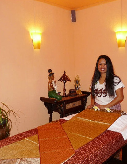 Thai massage singen